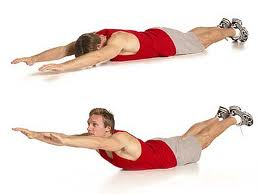 rotisserie core and abs workout  fitness and strength